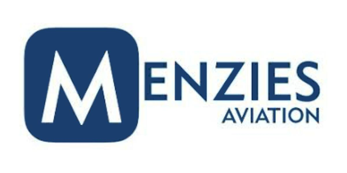 Logo Menzies Aviation