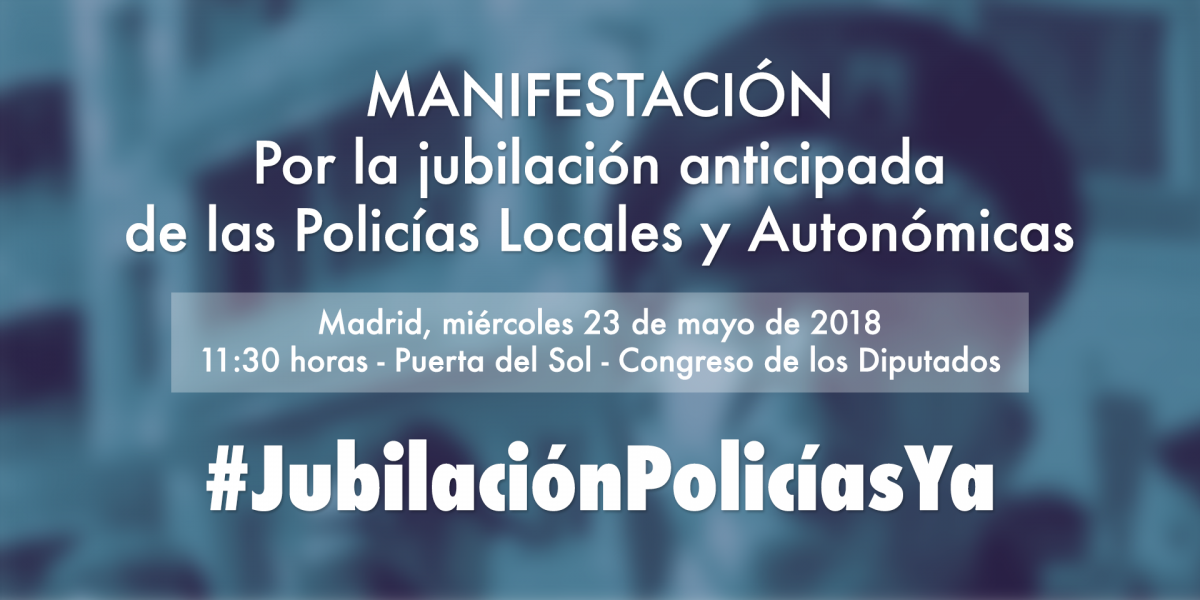 Madrid, miércoles 23 de mayo de 2018, 11:30 horas - Puerta del Sol - Congreso de los Diputados